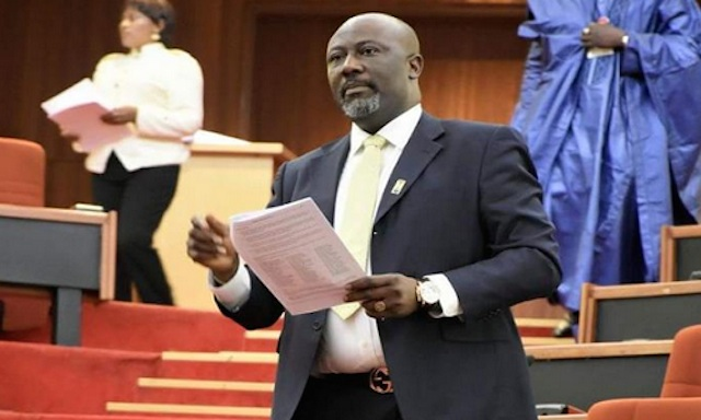 INEC stops Melaye'srecall